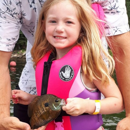 Chandos Lake Kids' Fishing Derby 2