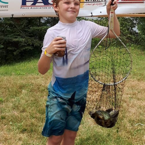 Chandos Lake Kids' Fishing Derby 3
