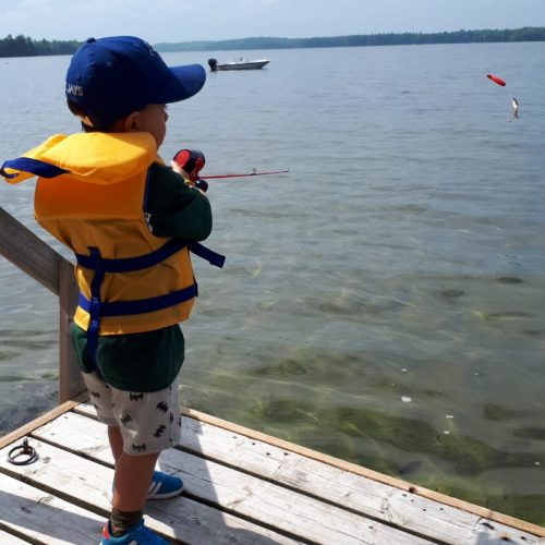Chandos Lake Kids' Fishing Derby 4