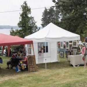 Chandos Lake Art Festival 1