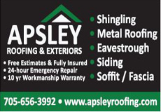 Apsley Roofing and Exteriors