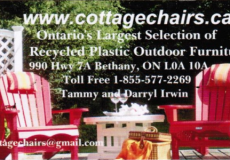 Cottage Chairs Business Card