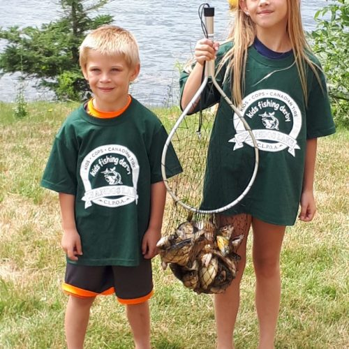 Chandos Lake Kids' Fishing Derby 1