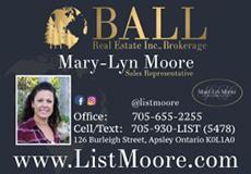 Ball Real Estate Inc.