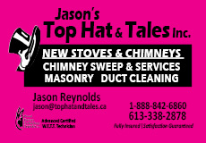 Jason's Top Hat and Tales