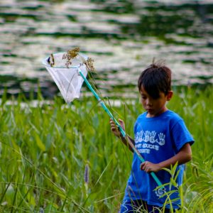 Kathy Braznick – Catching Frogs