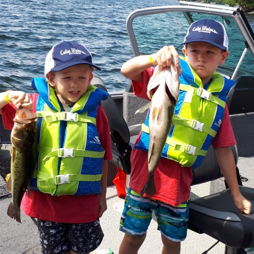 Clpoa Chandos Lake Kids Fishing Derby